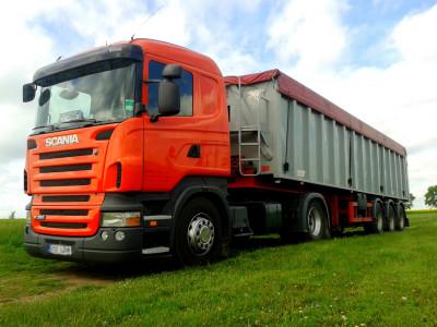 Tapeta: Scania R380