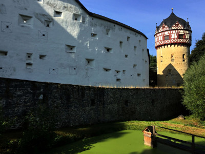 Tapeta: Schloss Burgk