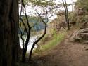 Tapeta Seč-cesta na Oheb