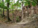 Tapeta Seč-hradby hradu Oheb