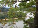 Tapeta Seč-Oheb-výhled na přehradu 01