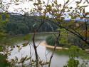 Tapeta Seč-Oheb-výhled na přehradu 03