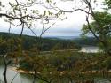 Tapeta Seč-Oheb-výhled na přehradu 04