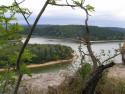 Tapeta Seč-Oheb-výhled na přehradu 08