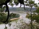 Tapeta Seč-Oheb-výhled na přehradu 11