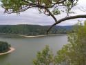Tapeta Seč-Oheb-výhled na přehradu 14