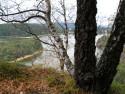 Tapeta Seč-Oheb-výhled na přehradu 17