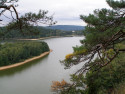 Tapeta Seč-Oheb-výhled na přehradu 19