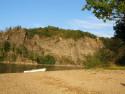 Tapeta Seč-ostrov-pohled na Oheb
