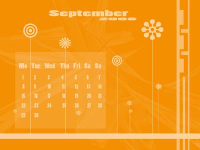 Tapeta: September