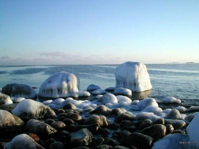 Tapeta: Severské zimy 11