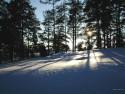 Tapeta Severské zimy 6