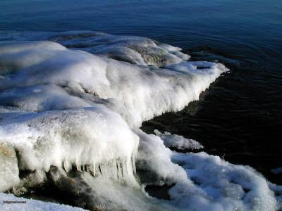 Tapeta: Severské zimy 9