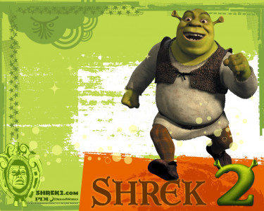 Tapeta: Shrek 2