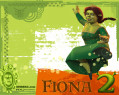 Tapeta Shrek 2 - Fiona