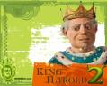 Tapeta Shrek 2 - král Harold