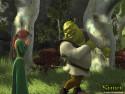 Tapeta Shrek - šíp