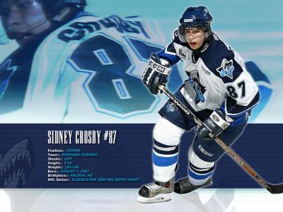 Tapeta: Sidney Crosby