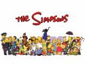 Tapeta Simpsonovi