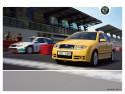 Tapeta Škoda Fabia 4