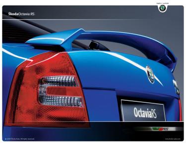 Tapeta: Škoda Octavia RS 6