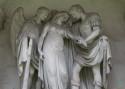 Tapeta socha andělů