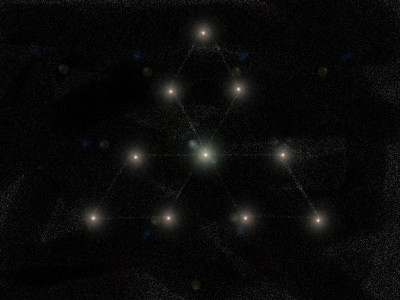 Tapeta: Souhvězdí Mitshubishi