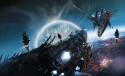 Tapeta Space War