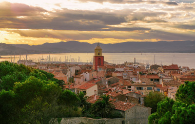 Tapeta: St. Tropez