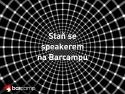 Tapeta Staň se speakerem