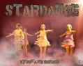 Tapeta stardance