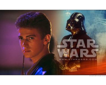 Tapeta: Star Wars - Anakin Vader