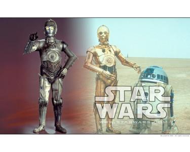 Tapeta: Star Wars - C3-P0