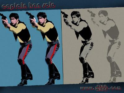 Tapeta: Star Wars Pop Art 3