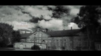 Tapeta: Strašidelný domek