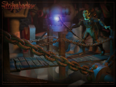 Tapeta: StrifeShadow 4