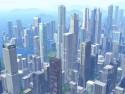 Tapeta Surreal cities