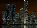 Tapeta Surreal cities 11