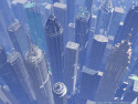 Tapeta Surreal cities 18