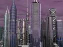Tapeta Surreal cities 24