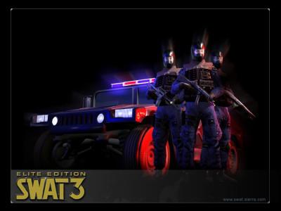 Tapeta: SWAT 2
