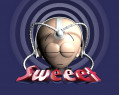 Tapeta Sweeet Logo