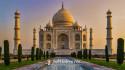 Tapeta Taj Mahal
