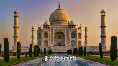 Tapeta: Taj Mahal