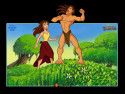 Tapeta Tarzan 3