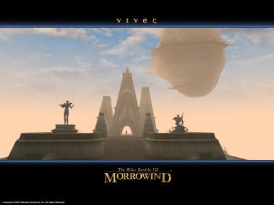 Tapeta: TES III: Morrowind 6
