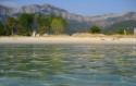 Tapeta Thassos -pláž