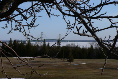Tapeta: The Mackinac Bridge_02