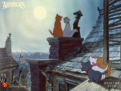 Tapeta: The Aristocats 4