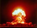 Tapeta Atomová houba